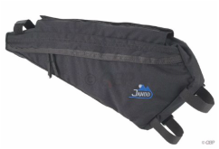Picture of Jandd frame pack for bicycle touring or bike packing