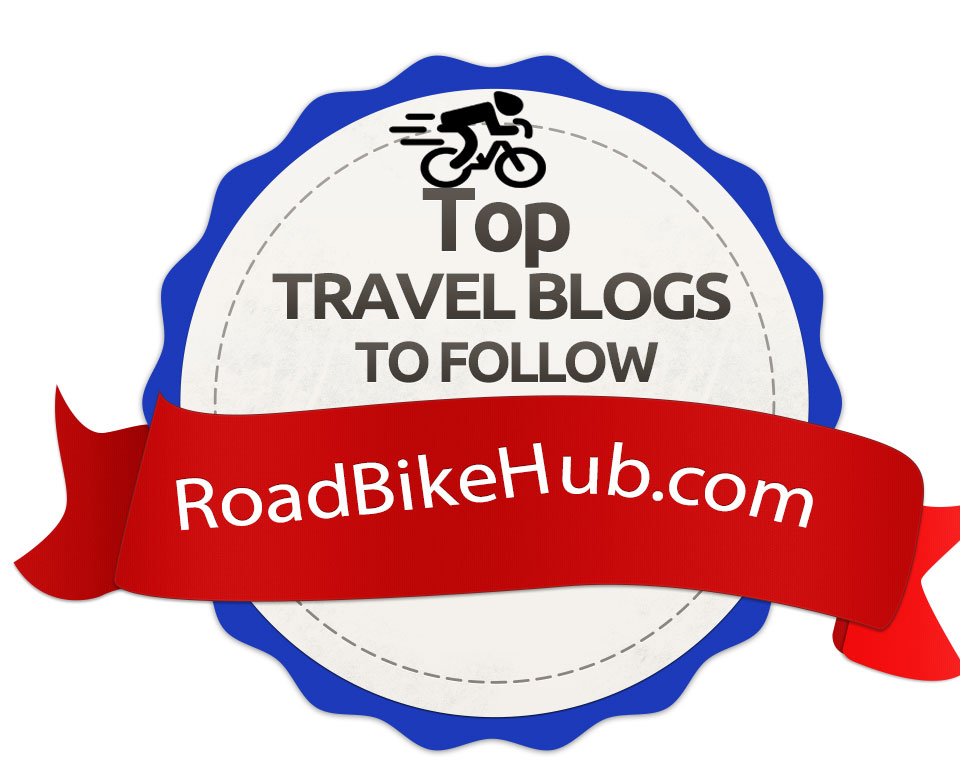 Picture of top bike touring travel blogs to follow